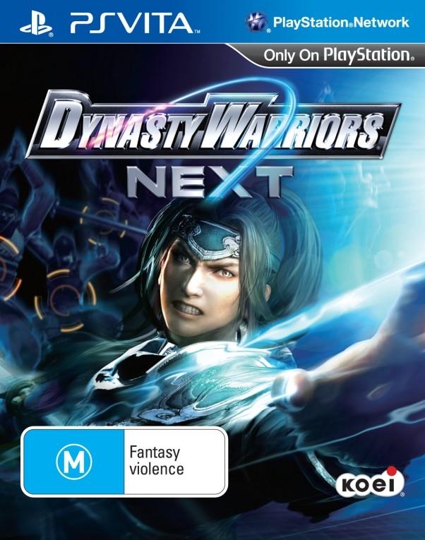 Dynasty Warriors (PS Vita)-thumb