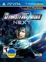 Dynasty Warriors Next (PS VITA)-thumb