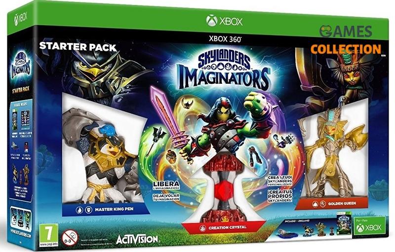 Skylanders Imaginators (Стартовый набор) (Xbox360)-thumb