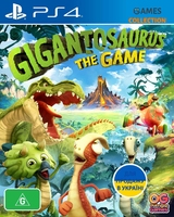 Gigantosaurus: The Game (PS4)-thumb