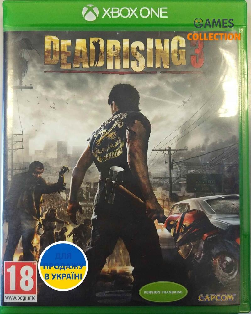 Dead Rising 3 (XBOX ONE)-thumb