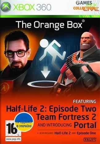 Half-Life 2: The Orange Box (XBOX 360)-thumb