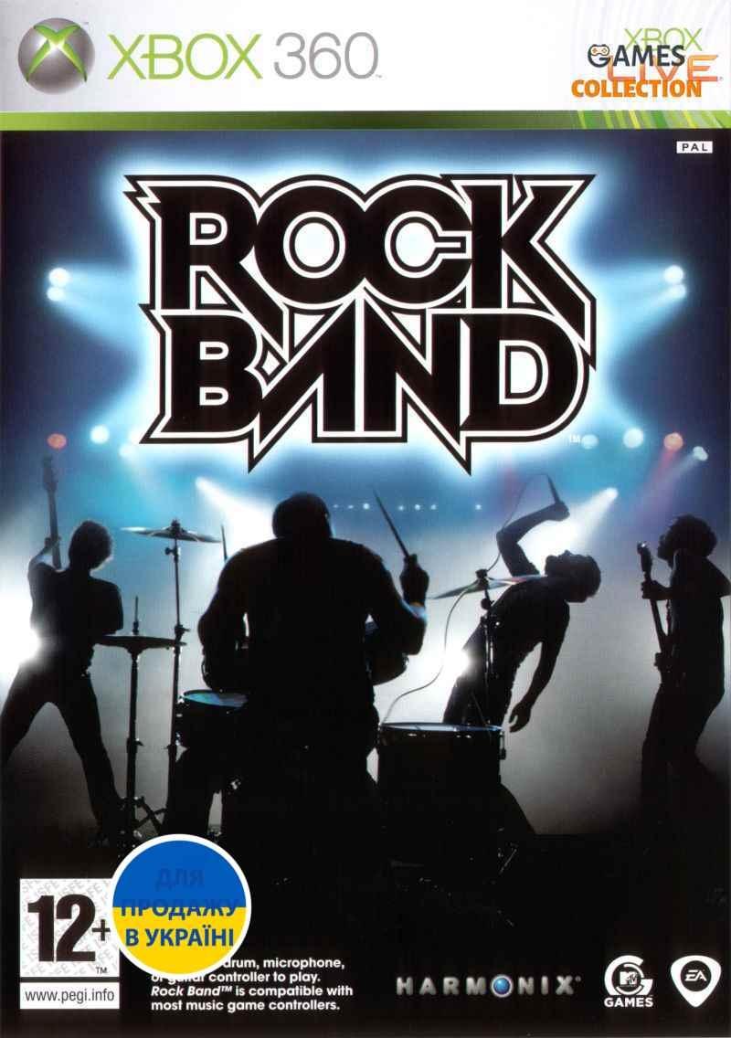 Rock Band (XBOX360)-thumb