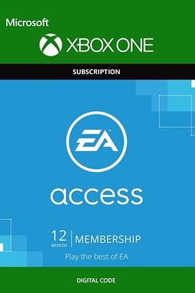 EA Access 12 месяцев (XBOX ONE)-thumb