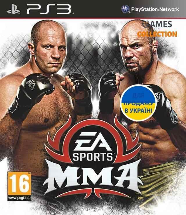 EA Sports MMA (PS3)-thumb