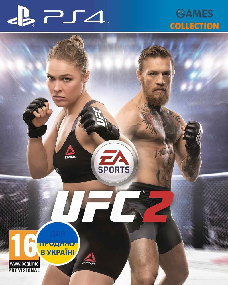 EA SPORTS UFC 2 (PS4)-thumb