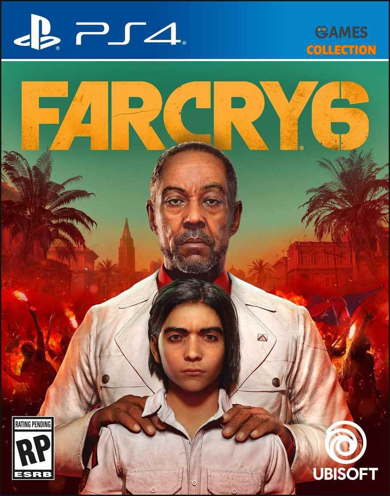 Far Cry 6 (PS4)-thumb