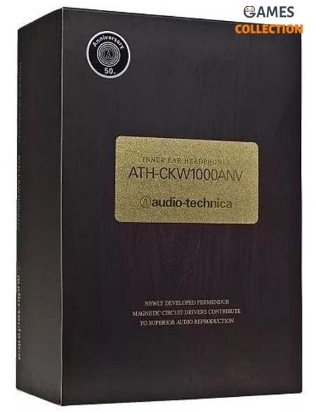 Наушники Audio-Technica ATH-CKW1000ANV-thumb