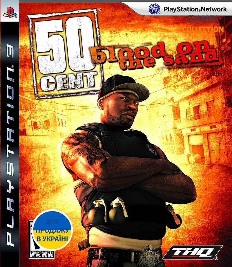 50 Cent: Blood on the Sand (PS3)-thumb