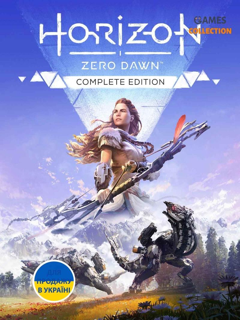 Horizon: Zero Dawn Complete Edition (PC) КЛЮЧ-thumb