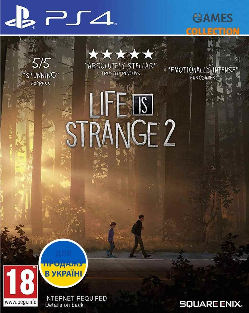 Life Is Strange 2 (PS4)-thumb