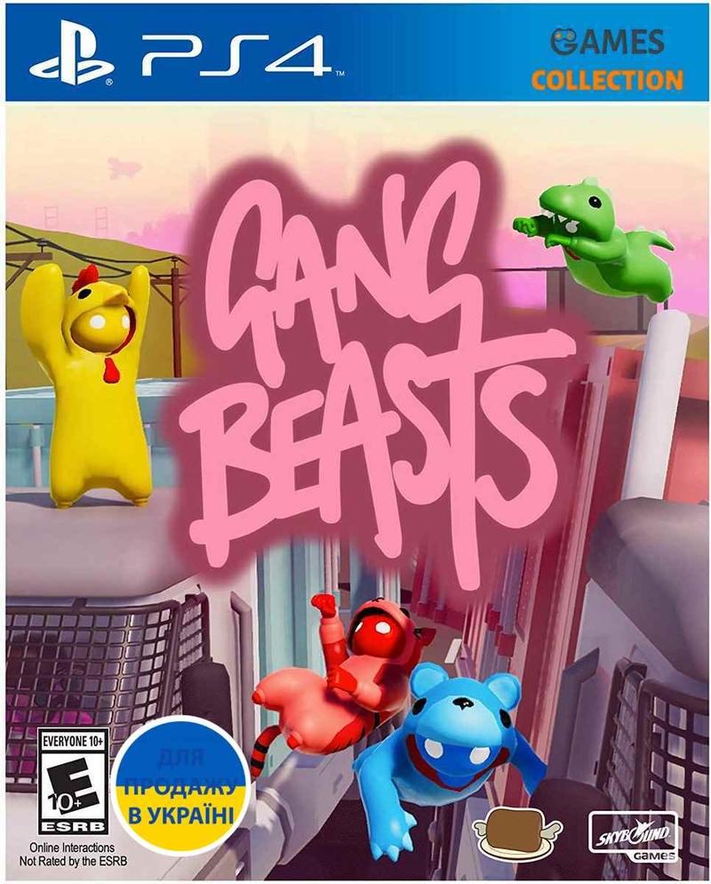 Gang Beasts (PS4)-thumb