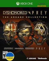Dishonored & Prey: The Arkane Collection (XBox One)-thumb