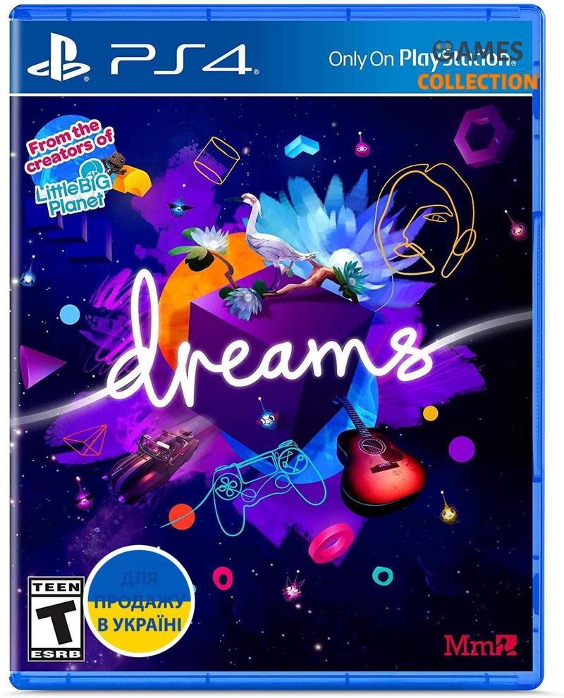 Dreams (PS4)-thumb