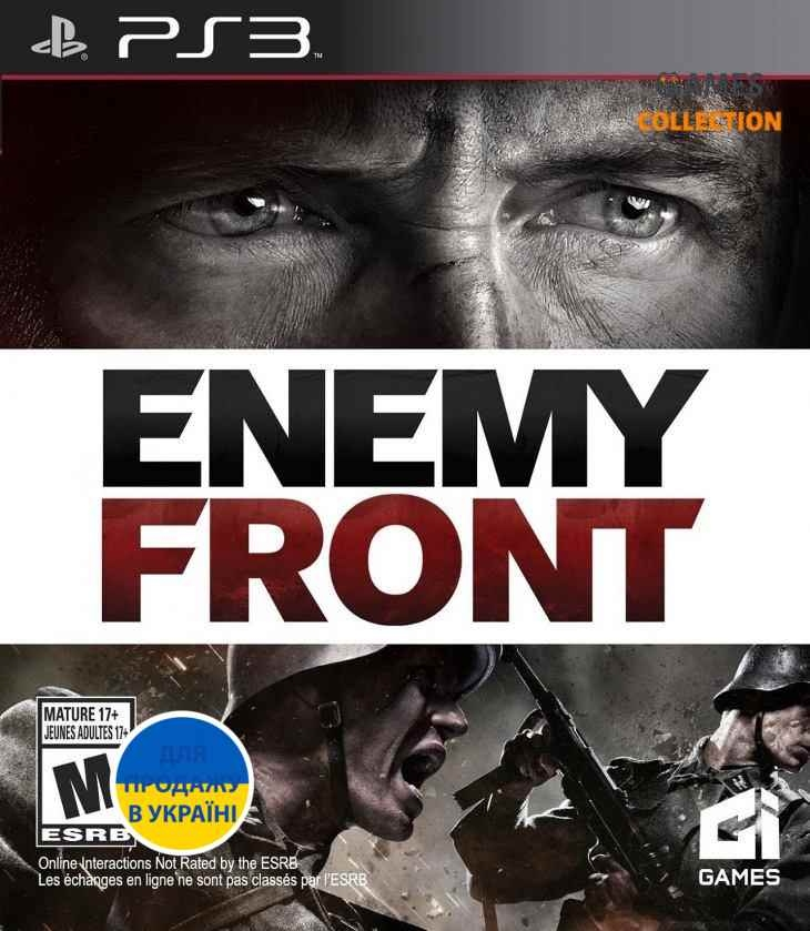 Enemy Front (PS3) Б/У-thumb