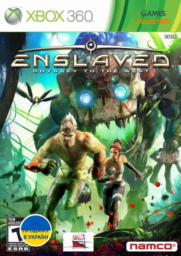 Enslaved: Odyssey to the West (XBOX360)-thumb