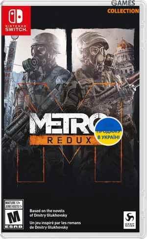 Metro Redux (Switch)-thumb