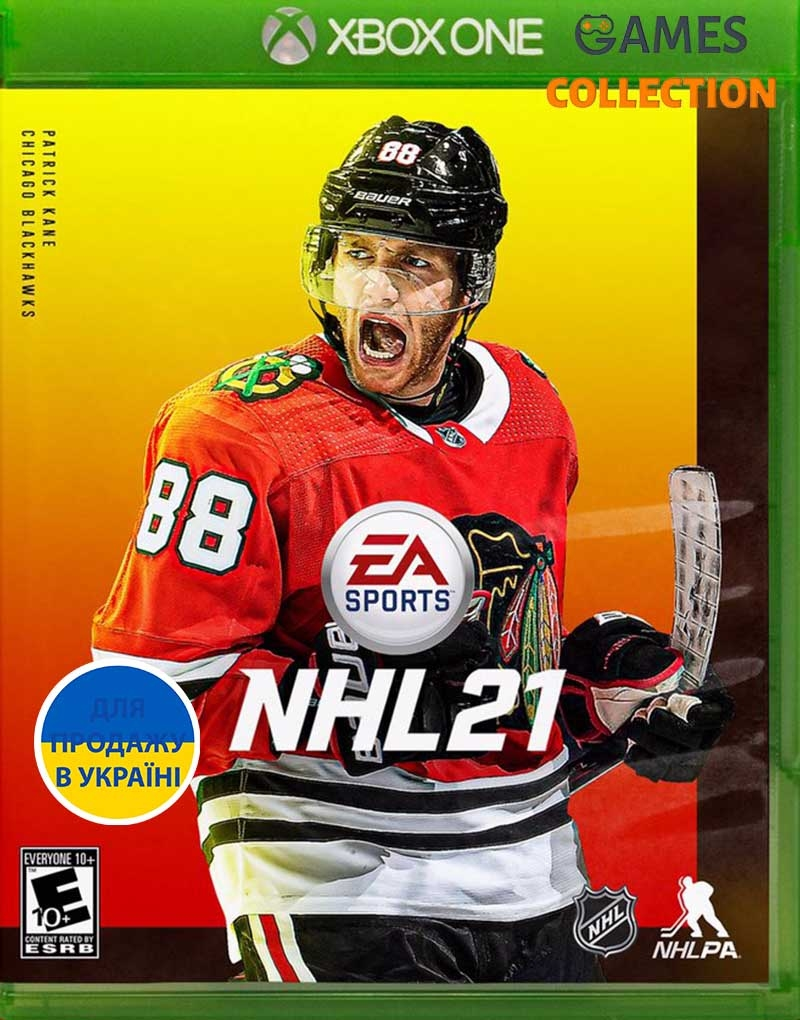 NHL 21 (XBox One)-thumb