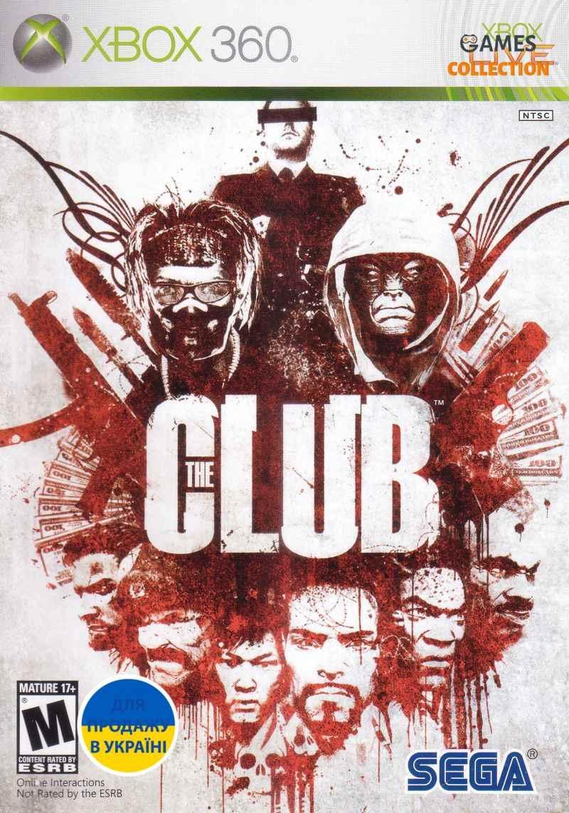 The Club (XBOX360) Б/у-thumb