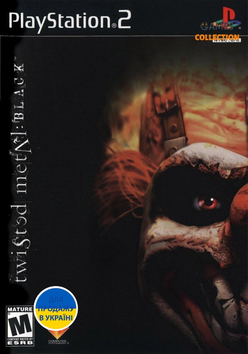 Twisted Metal: Black [PS2]-thumb