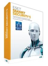 ESET Smart Security 5, коробка, на 12 месяцев, на 2 ПК-thumb