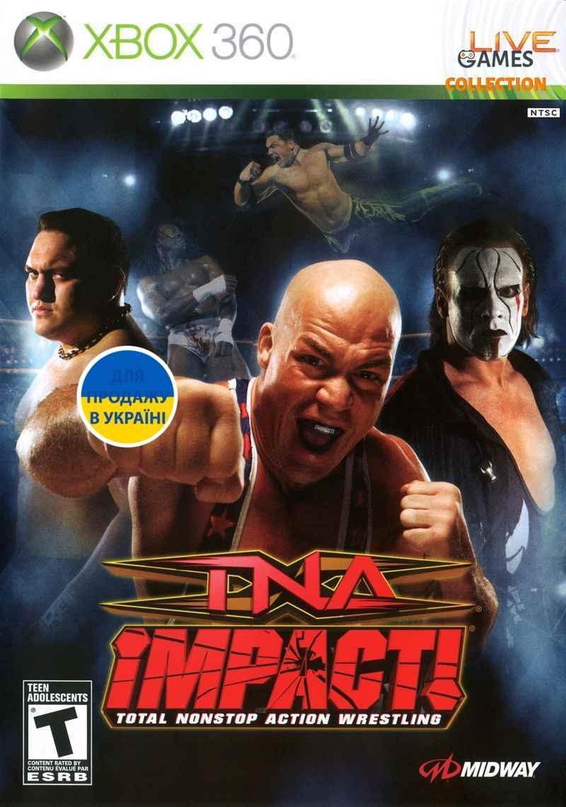 TNA iMPACT (XBOX360)-thumb