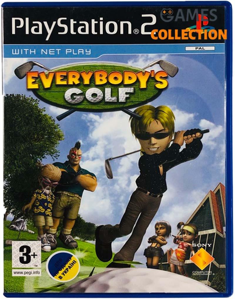 Everybody's Golf (PS2) Б/У-thumb