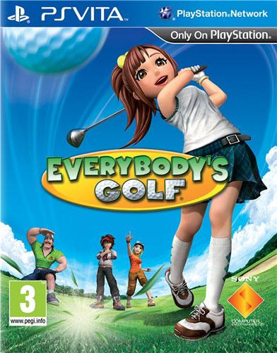 EveryBody`s golf (PS Vita)-thumb