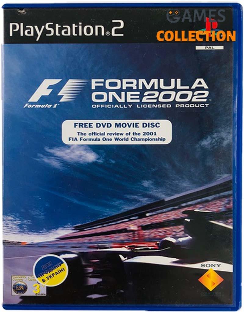 Formula One 02 (PS2) Б/У-thumb