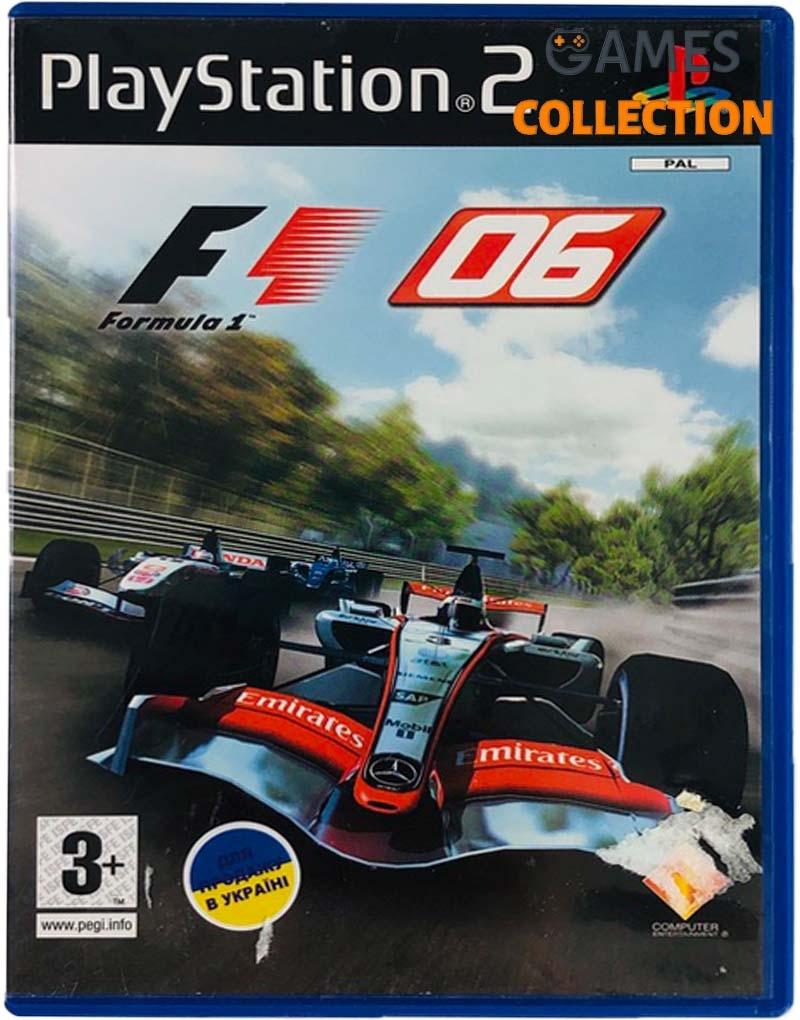 Formula One 06 (PS2) Б/У-thumb