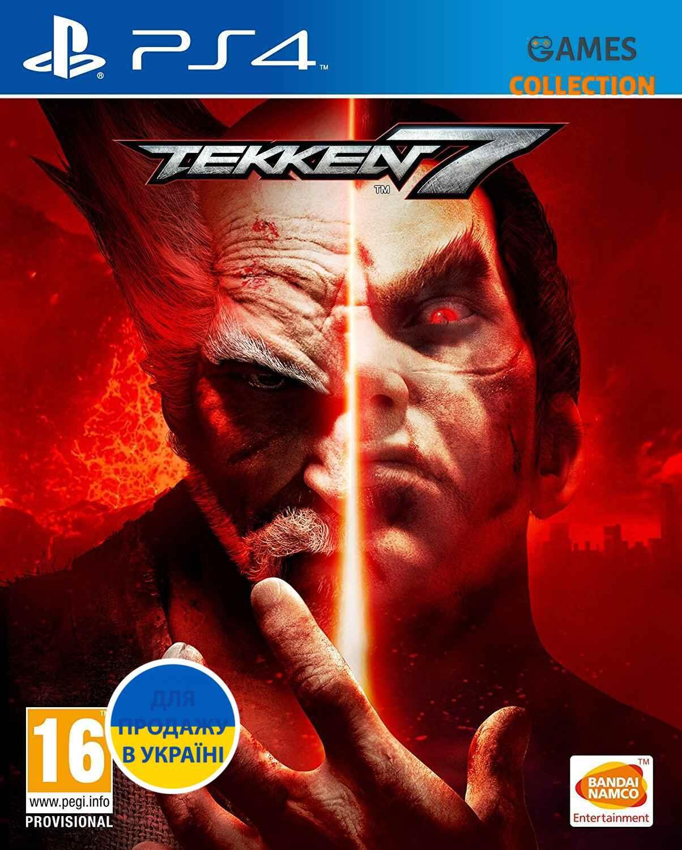 Tekken 7 (PS4)-thumb