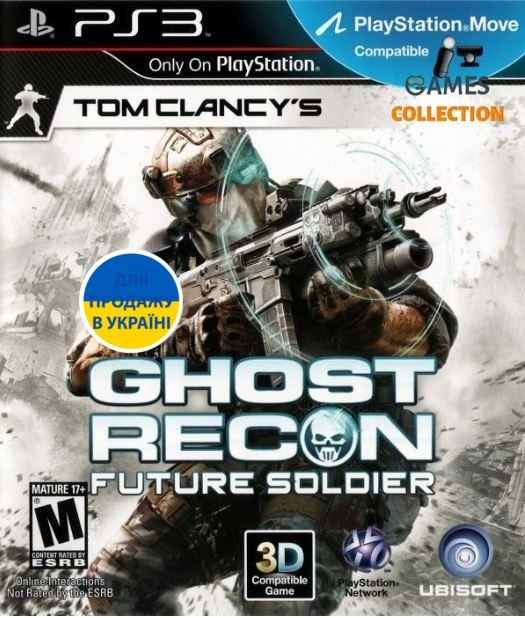 Tom Clancy's Ghost Recon: Future Soldier (PS3)-thumb