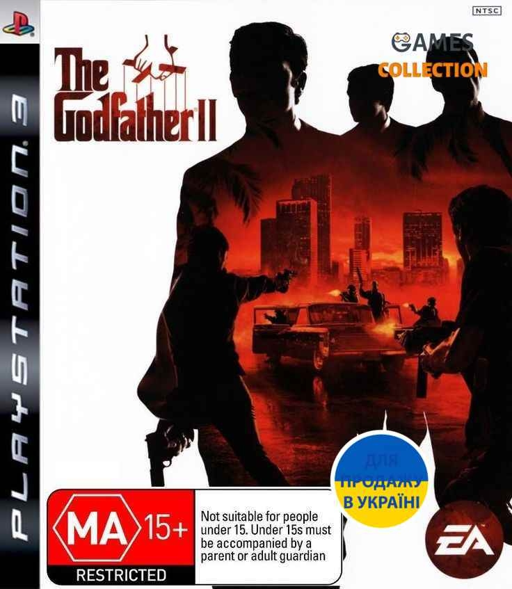 The Godfather 2 (Крестный Отец II) (PS3)-thumb