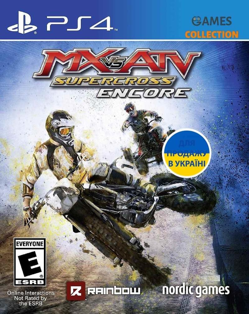 MX Vs ATV Supercross: Encore Edition (PS4)-thumb