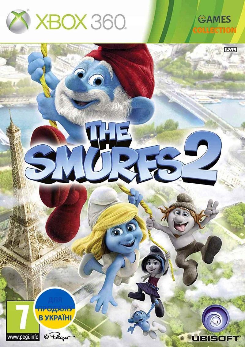 The Smurfs 2 (XBOX360)-thumb