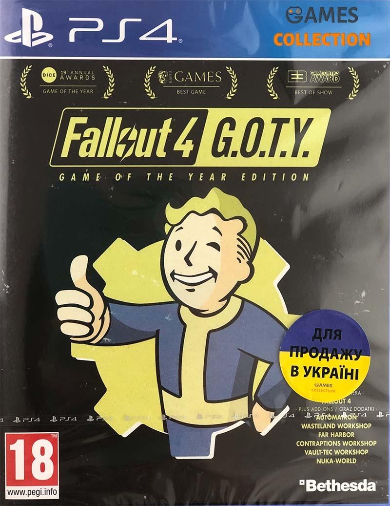 Fallout 4 G.O.T.Y RUS (PS4)-thumb