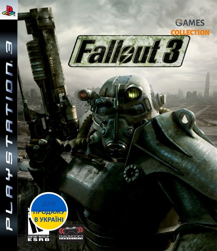 Fallout 3 (PS3)-thumb