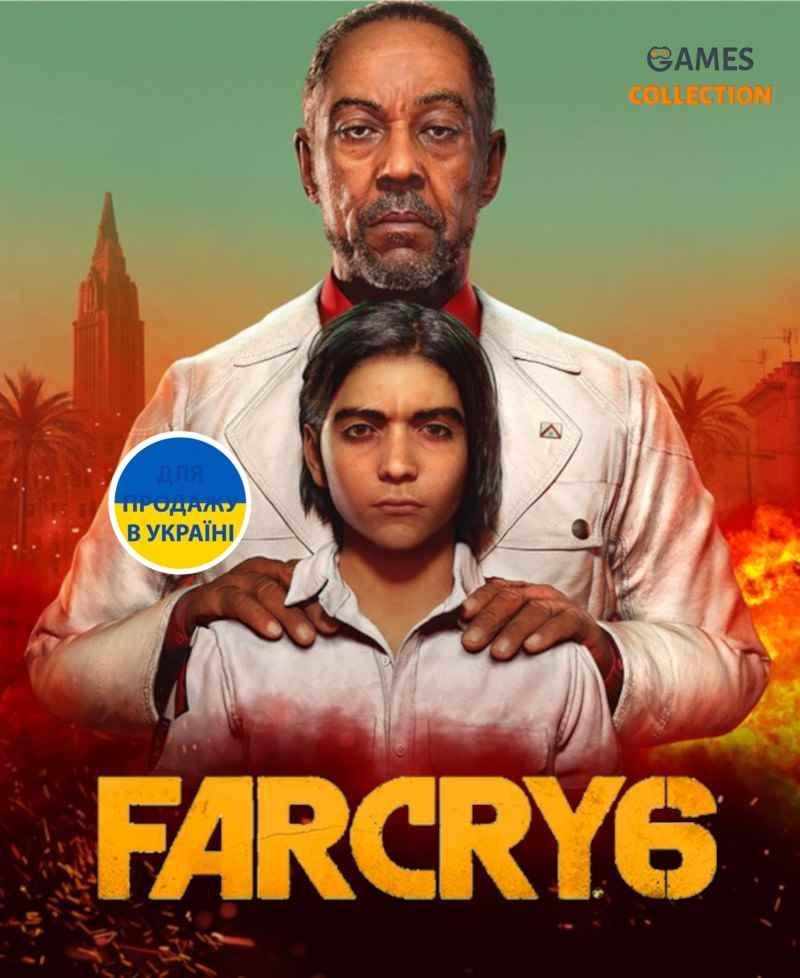Far Cry 6 (PC) КЛЮЧ-thumb