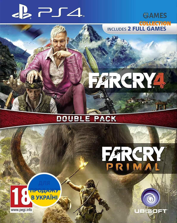 Far Cry 4 + Far Cry Primal (PS4)-thumb