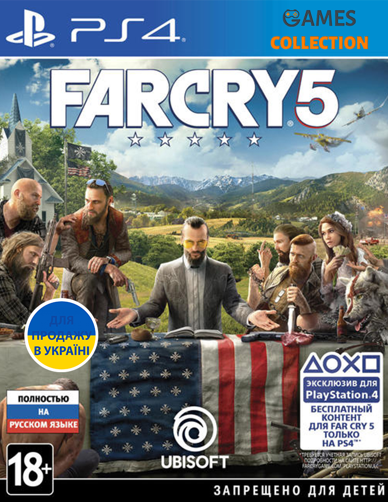 Far Cry 5 (PS4)-thumb