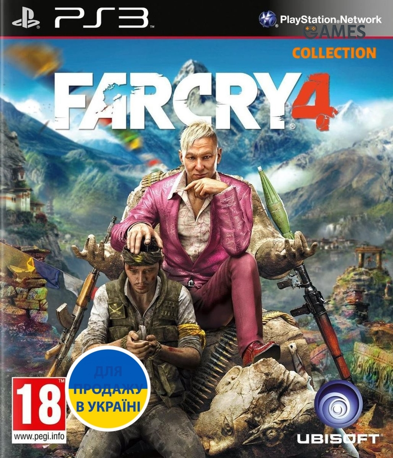 Far Cry 4 (PS3)-thumb