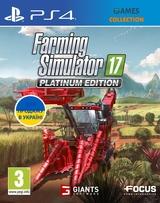 Farming Simulator 17: Platinum Edition (PS4)-thumb