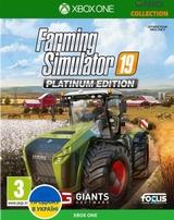 Farming Simulator 19: Platinum Edition (XBoxOne)-thumb