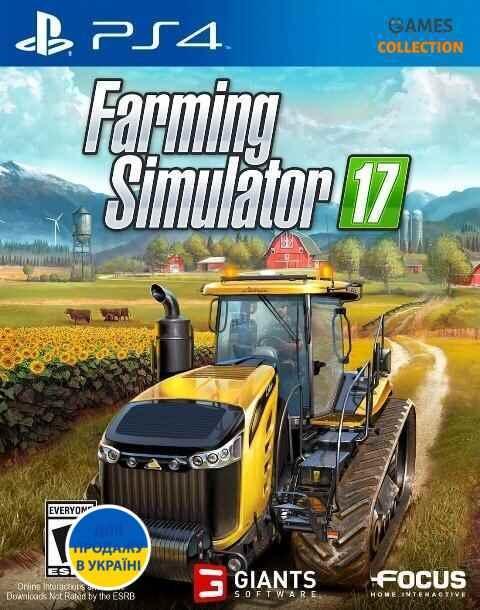 Farming Simulator 2017 (PS4)-thumb