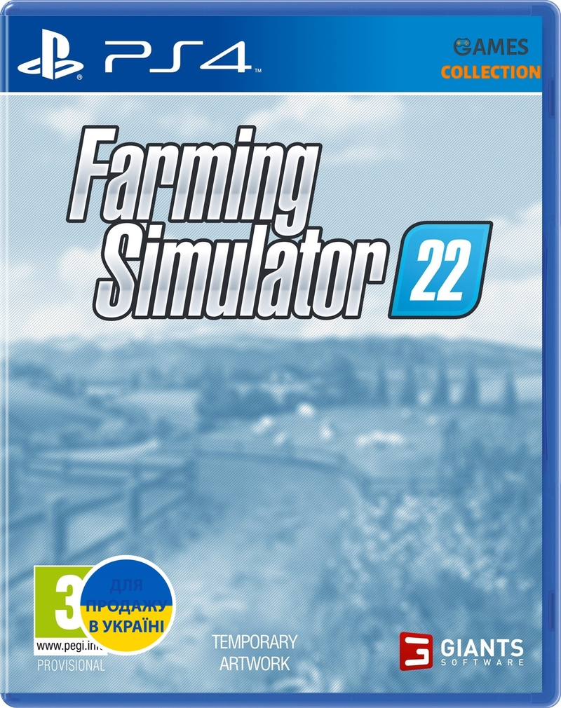 Farming Simulator 22 (PS4)-thumb