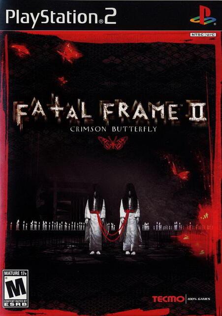 Fatal Frame 2(PS2)-thumb
