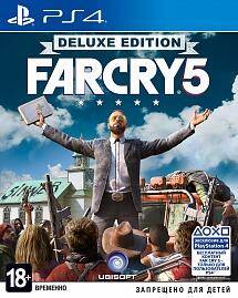 Far Cry 5. Deluxe (PS4)-thumb