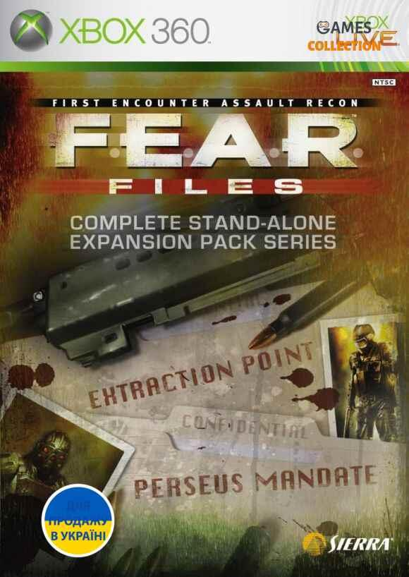 F.E.A.R.: Files(XBOX360)-thumb