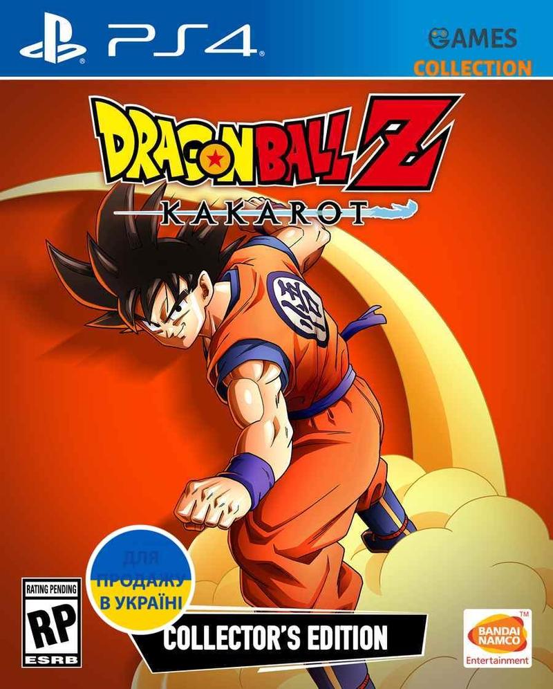 Dragon Ball Z: Kakarot (PS4)-thumb