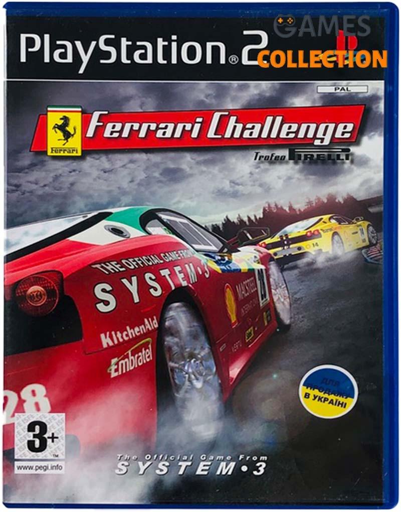 Ferrari Challenge: Trofeo Pirelli (PS2) Б/У-thumb